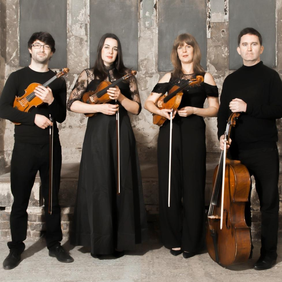 Santiago Quartet with Julian Rowlands: Language Of The Heart UK Tour