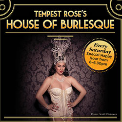 House of Burlesque - Speakeasy