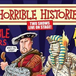 Horrible Histories - Awful Egyptians