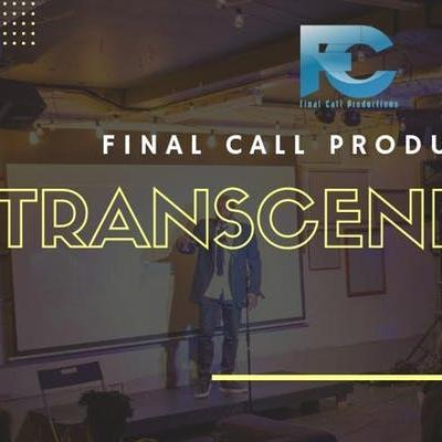 Transcendence Faith-Inspired & Inspirational Spoken Word Poetry Night