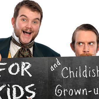 Morgan & Wests Utterly Spiffing Spectactular Magic Show For Kids (and Childish Grown-ups)!